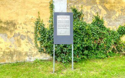 Der Severin-Worel-Gedenkwanderweg in Droß