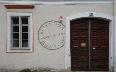 "Zum 90. Geburtstag von Daniel Spoerri: ""Eat Art"" in Hadersdorf"